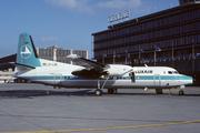 Fokker 50 (LX-LGC)
