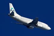 Boeing 737-5L9 (SX-BHR)
