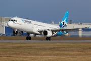 Airbus A321-211 (C-GEZO)