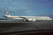Douglas DC-8-63 (HB-IBF)