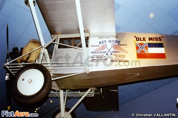 Curtiss 50H RobinJ-1 (National Air and Space Museum)