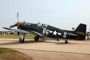 North American P-51B-1NA