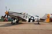 North American P-51D Mustang (N251CS)