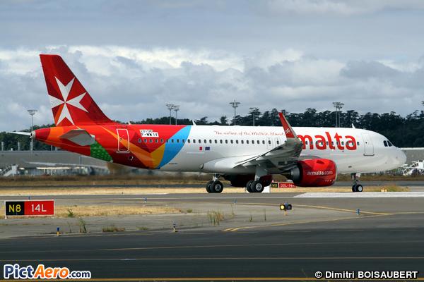Airbus A320-251N (Air Malta)