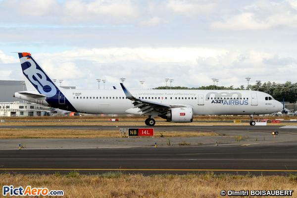 Airbus A321-251N (Airbus Industrie)