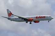 Boeing 737-9GP/ER (PK-LHJ)