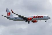 Boeing 737-8GP/WL (PK-LQZ)