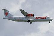 ATR 72-600 (PK-WJU)