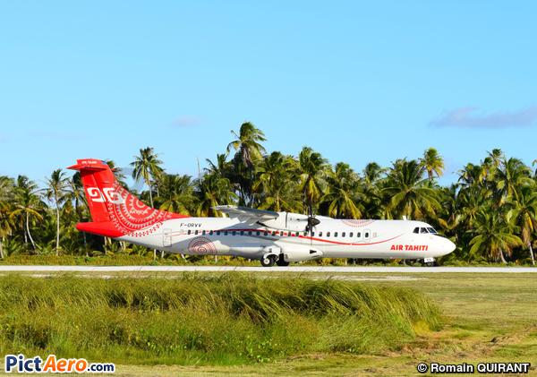 ATR72-600 (ATR72-212A) (Air Tahiti)