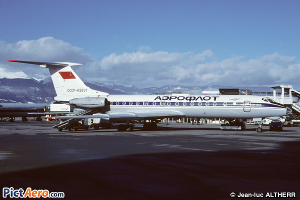 Tupolev Tu-134A (Aeroflot)