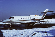 Hawker Siddeley HS 125-600A (EC-ERJ)
