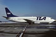Boeing 737-3Y0F (G-TEAA)