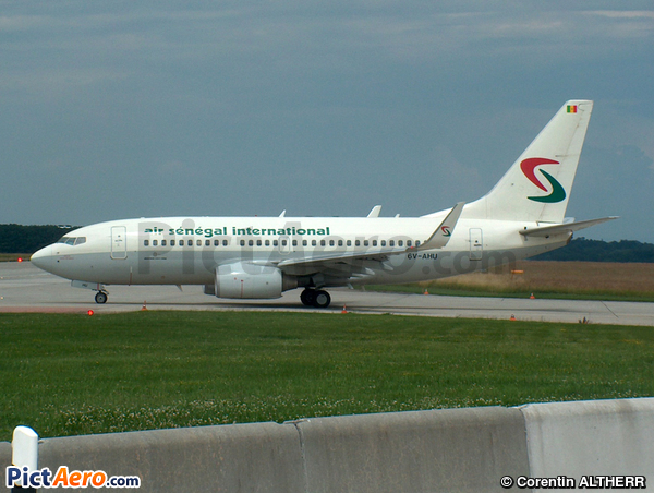 Boeing 737-7EE (Air Sénégal International)