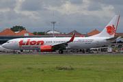 Boeing 737-8GP/WL (PK-LKZ)