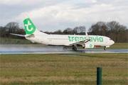 Boeing 737-8GJ/WL (F-GZHA)