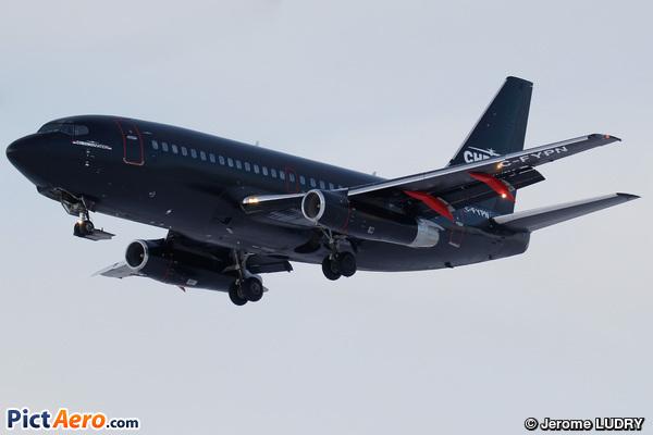 Boeing 737-2T4/Adv (Chrono Aviation)