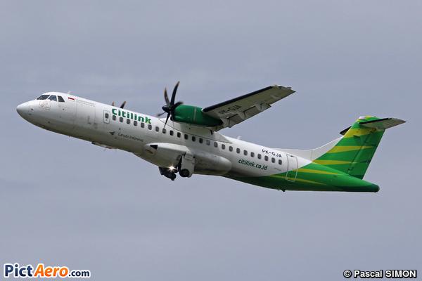 ATR 72-600 (Citilink Airlines)
