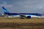 Boeing 777-200LR (4K-AI001)