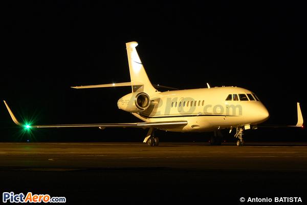 Dassault Falcon 2000S (Private / Privé)