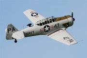 North American SNJ-5 Texan (F-AZRB)