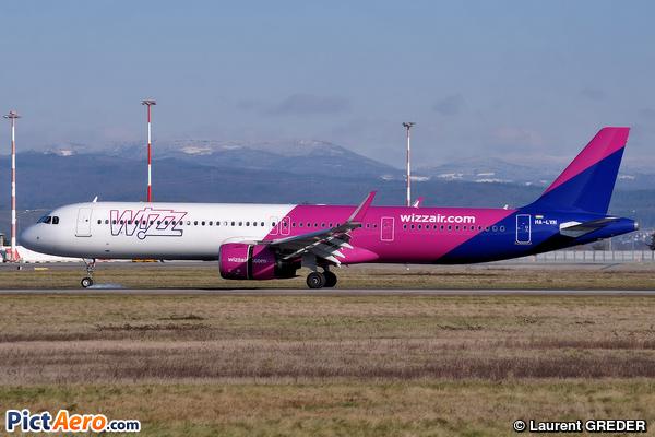 Airbus 321-271NX (Wizz Air)