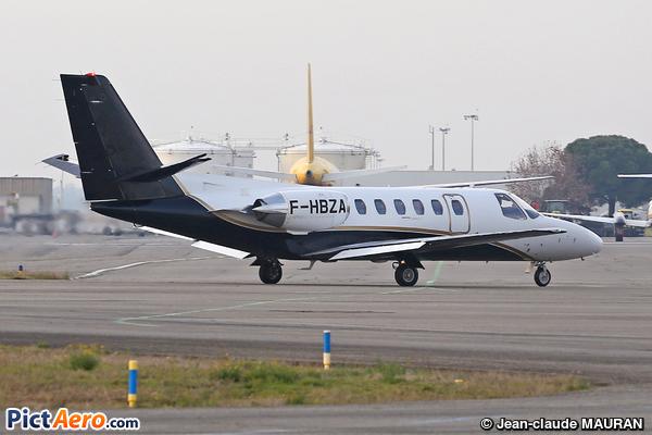 Cessna 550 Citation II  (Eurl VLJ)
