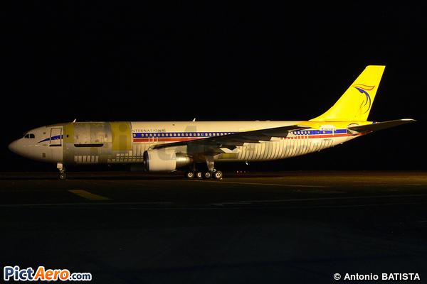 Airbus A300B4-622R/F (FedEx)