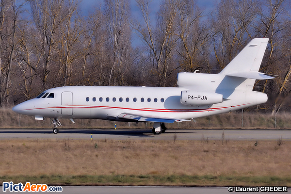 Dassault Falcon 900DX (Sonnig International Private Jet)