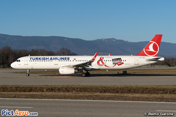 Airbus A321-231/WL (Turkish Airlines)