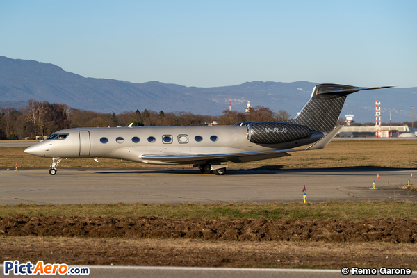 Gulfstream G650 (Jet Story)