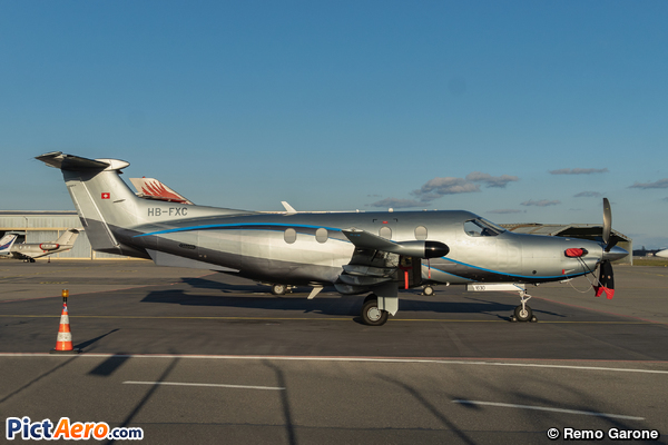 Pilatus PC-12/47E (TAG Aviation)