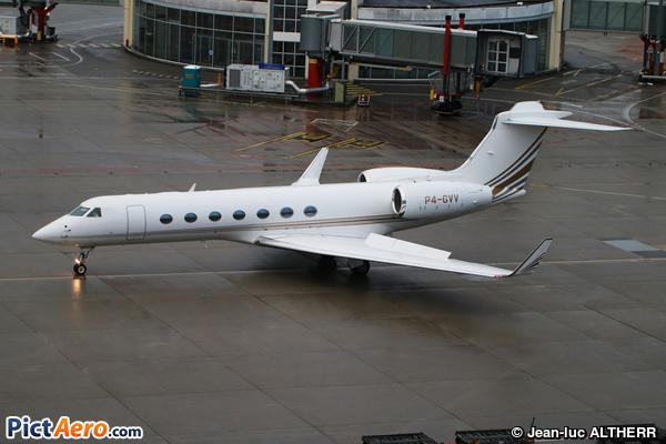 Gulfstream G550 (ABS Jets)