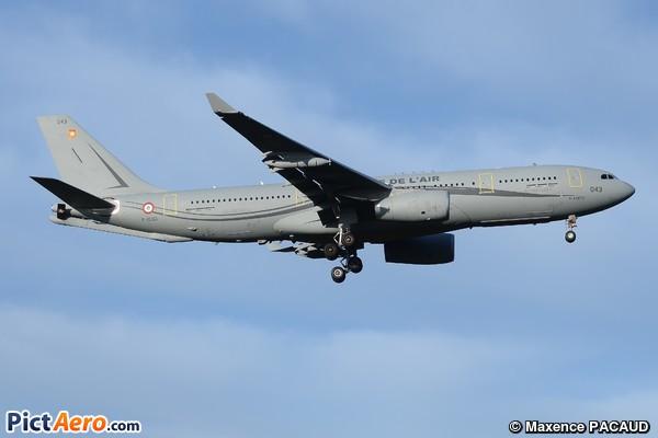Airbus A330-243MRTT Phenix (France - Air Force)