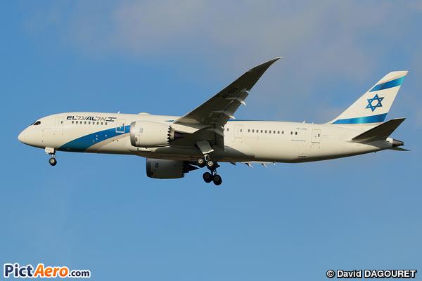 Boeing 787-8 (El Al Israel Airlines)
