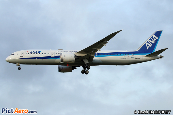 Boeing 787-9 Dreamliner (ANA All Nippon Airways)