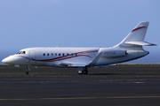 Dassault Falcon 2000LX (N917JC)