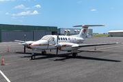 Beech B200C Super King Air (F-OIQL)