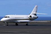 Dassault Falcon 2000EX (N855TJ)