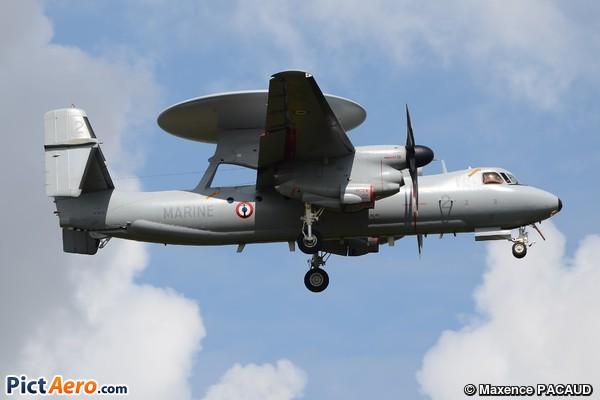Grumman E-2C Hawkeye (France - Navy)