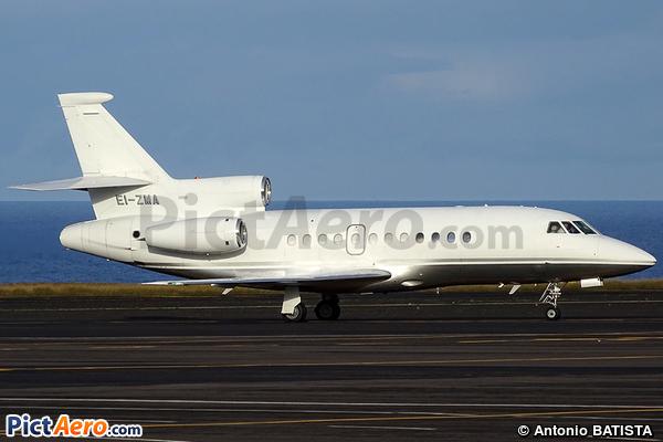 Dassault Falcon 900EX (Airlink Airways)