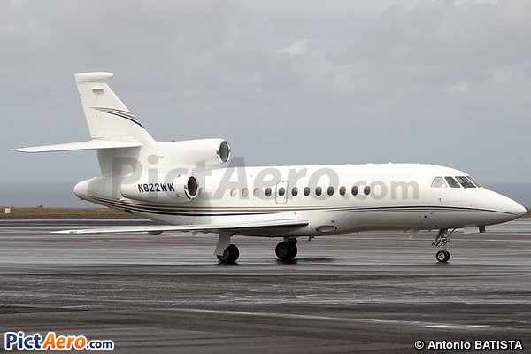 Dassault Falcon 900EX (Executive Jet Management)