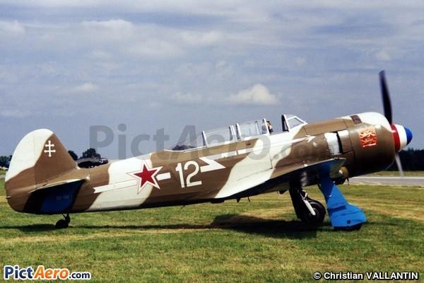 Let C-11 Yakovlev-11 Moose (Private)
