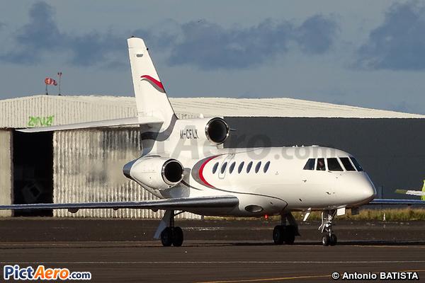 Dassault Falcon 50 (Privat)
