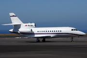 Dassault Falcon 900B (HB-IUW)