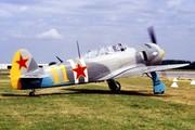 Let C-11 (Yak-11) (F-AZPA)