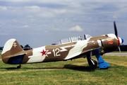 Let C-11 Yakovlev-11 Moose (OO-YAK)
