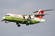 British Aerospace Avro RJ100 (HB-IYS)