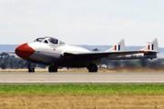 De Havilland DH-115 Vampire T.11 (VH-ZVZ)