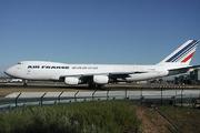 Boeing 747-2B3F(SCD) (F-GBOX)