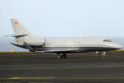 Dassault Falcon 2000LX (HB-JKL)